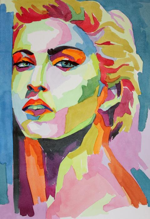 Madonna by en-masse